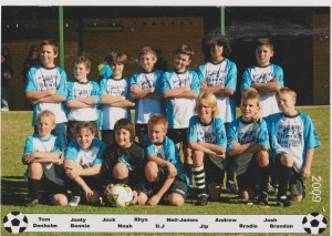 Southern Sharks 2009
