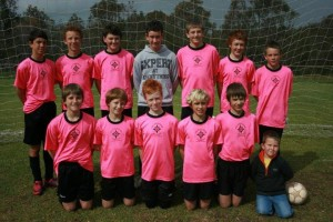 Glencoe Bhoys 2011